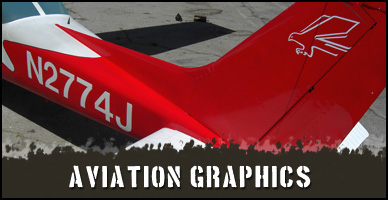 Aviation graphics and N-Numbers